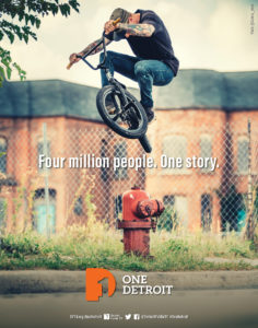 Four Million People. One Story.